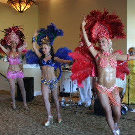 9th Annual Golf Tournament - Rio Carnival!