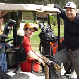 15th Annual Golf Tournament - Golf & Broadway